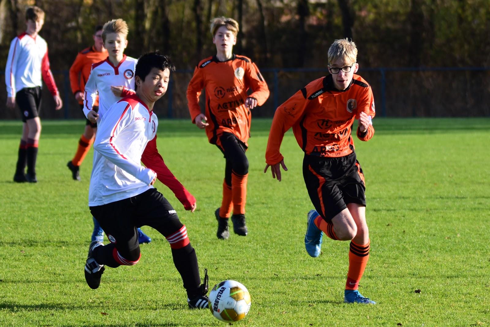 richtlijnen trainingen jeugd VV Rockanje